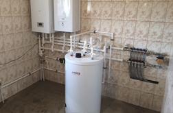 Как подключить газовое отопление в частном доме